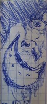JeSaisPas (doodle)
