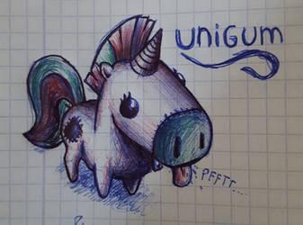 Unigum (doodle)