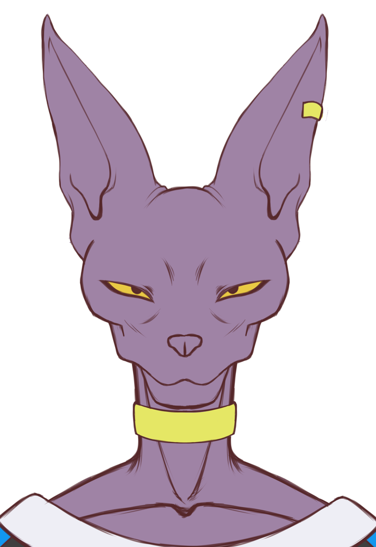 Beerus [ Dragon Ball Z: Battle of Gods ] by Laetusmua on ...