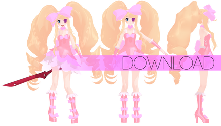 MMD Harime Nui DOWNLOAD