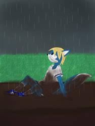 Rainy day by Flippyrock2011