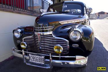 Chevrolet Solitario 1