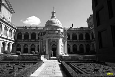 Patio de la Catedral