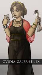 Ovidia Galba by rincewindmog