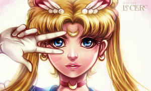 Sailor Moon by Magochocobo