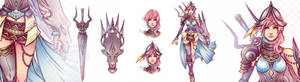 Final Fantasy XIII Lightning  Two Worlds Warrior
