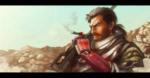 Phantom Pain by Magochocobo