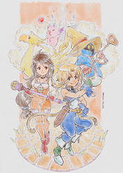 Final Fantasy IX 20th Anniversary