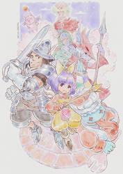 Final Fantasy IX 20th Anniversary part 2