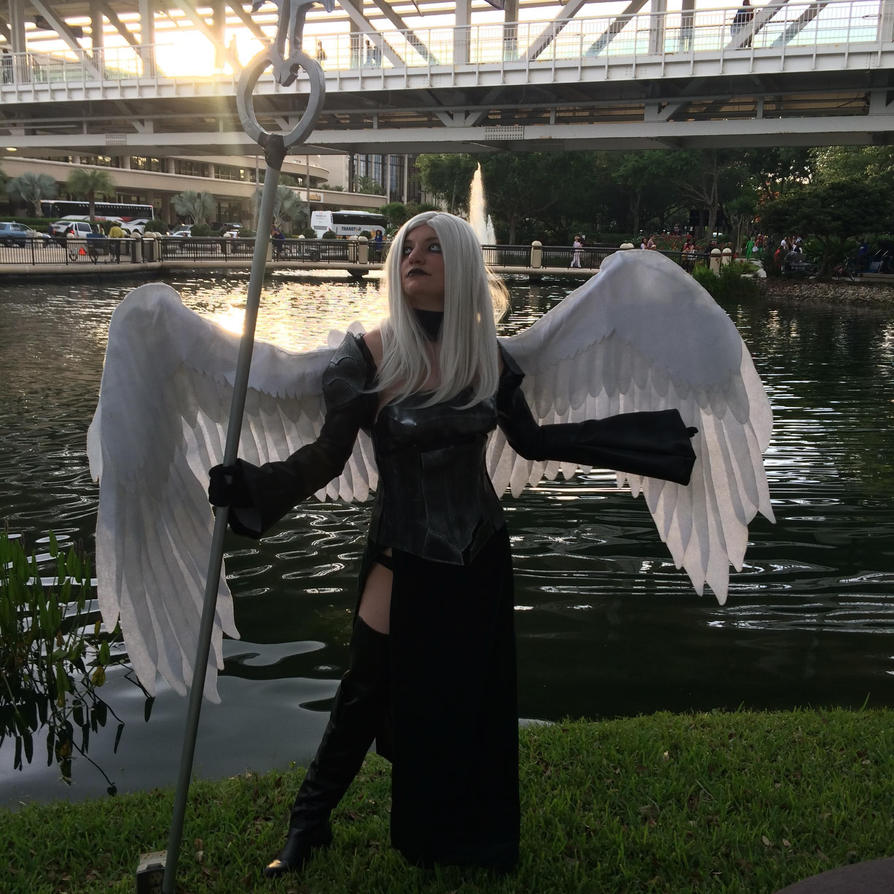 Avacyn Cosplay - 1 by Phazyx