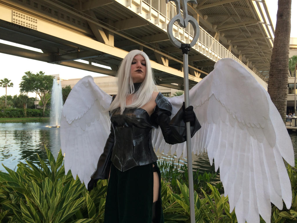 Avacyn Cosplay - 2 by Phazyx