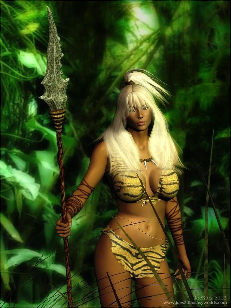 Jungle girl pic nackt tube