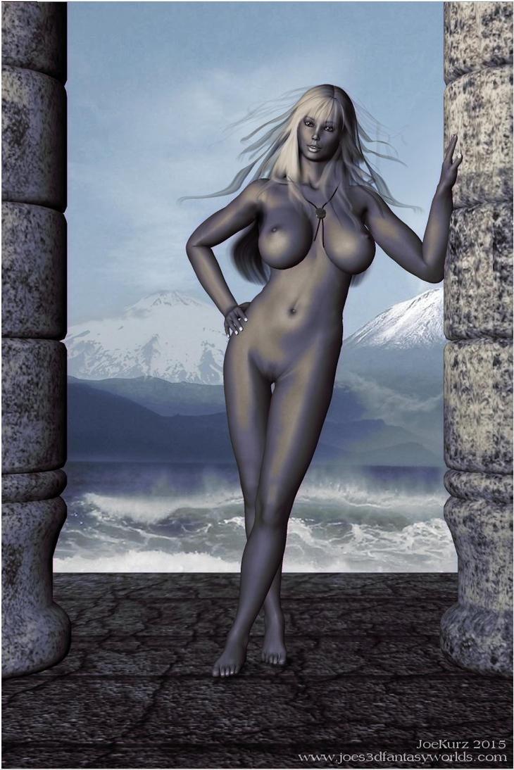 Storms of Atlantis by akanay