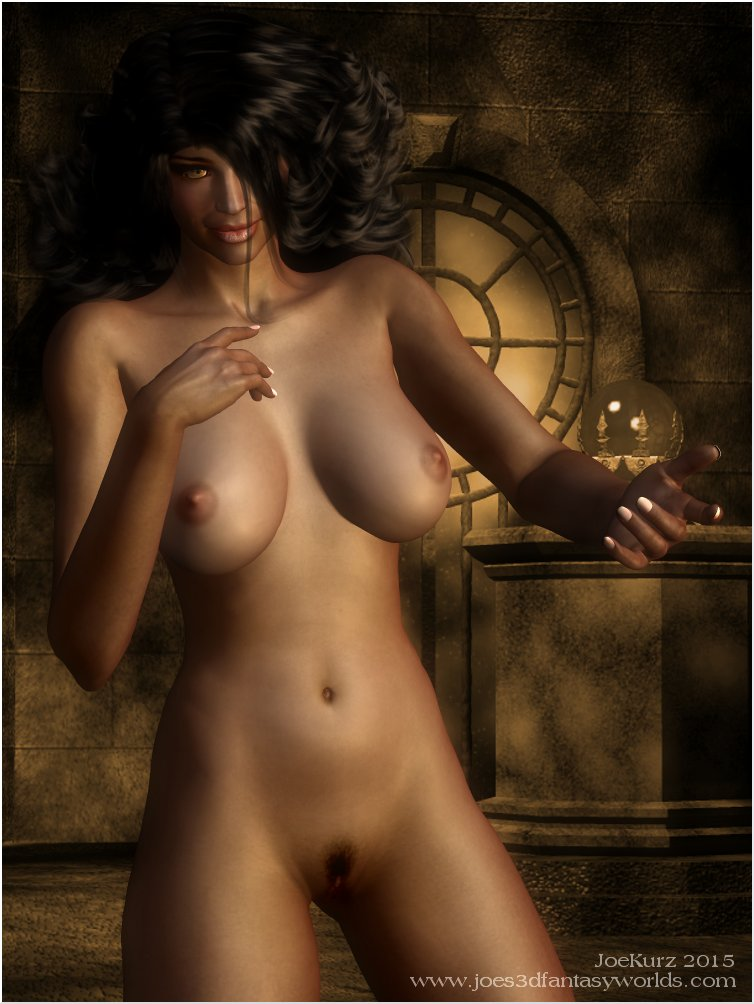 Seductress by akanay