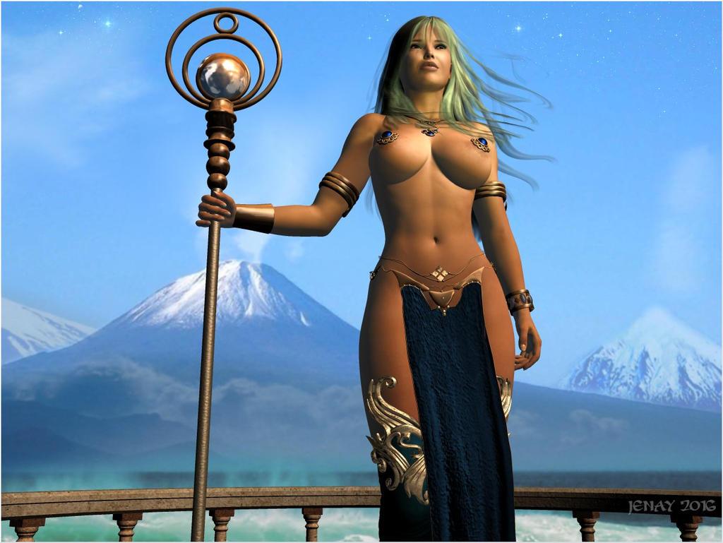 Irion of Atlantis #02 by akanay