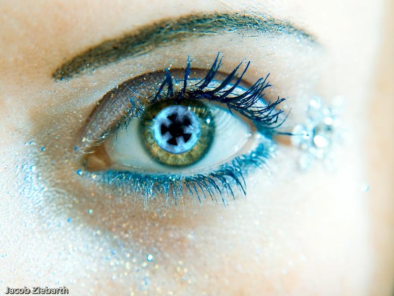 Cyber Eyes IV by DouglasN
