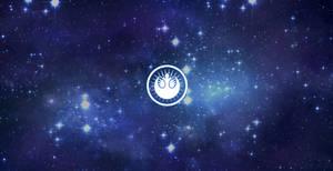 Star Wars New Jedi Order logo wallpaper