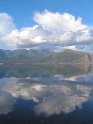 Alpine Lake 2 by FeloniousMonk254