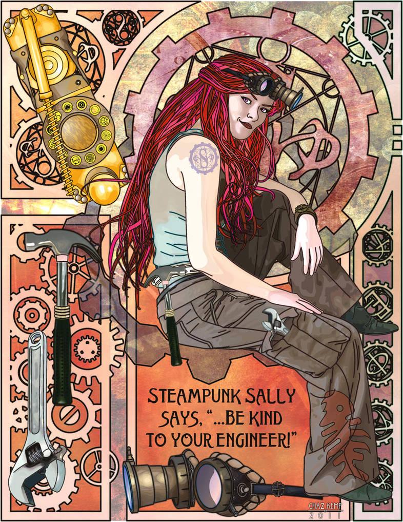 Steampunk Sally - New