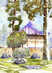 Myoshin-ji Daishin-in