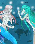 Vocaloid Little Mermaid