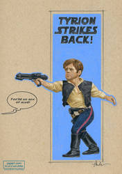 Tyrion Strikes Back! by PaulPhillips