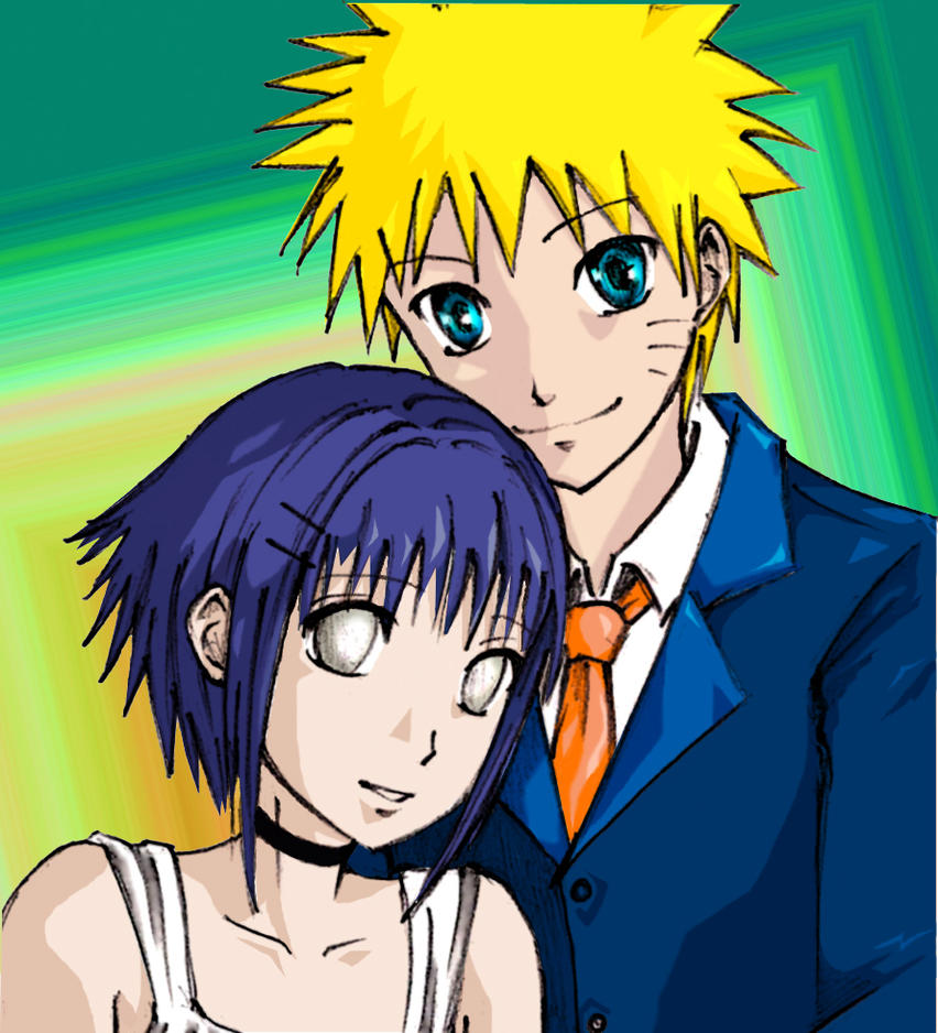 __:Hinata X Naruto:__ by BlackKetchup on DeviantArt