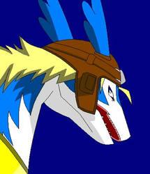 Shiron perfil by danielssj4
