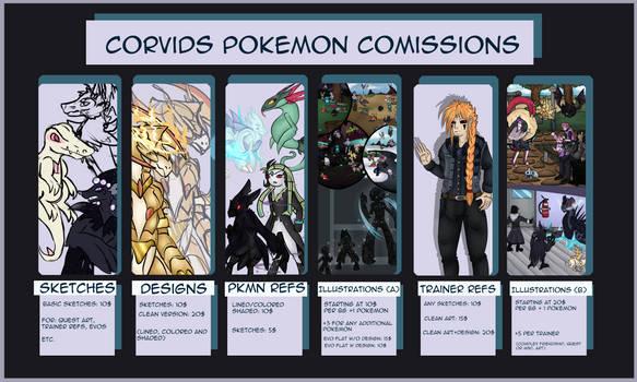 Them Pokemon Commissions