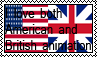 I love American and British animation stamp by Priveto4ka
