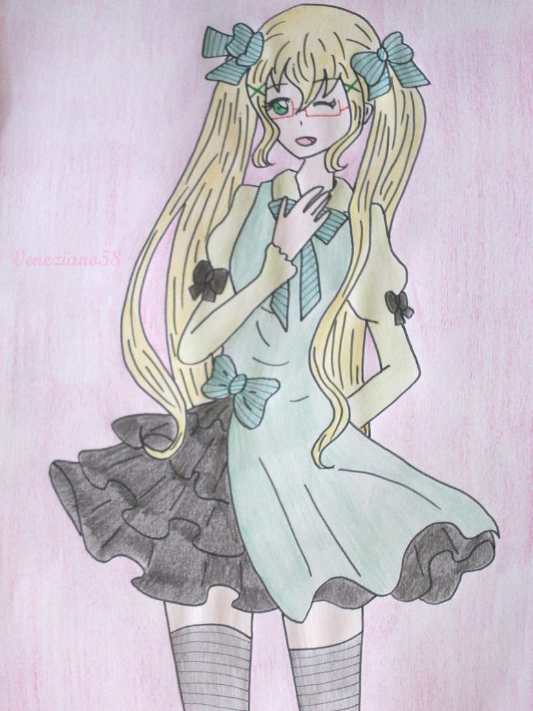 Alice by Veneziano58