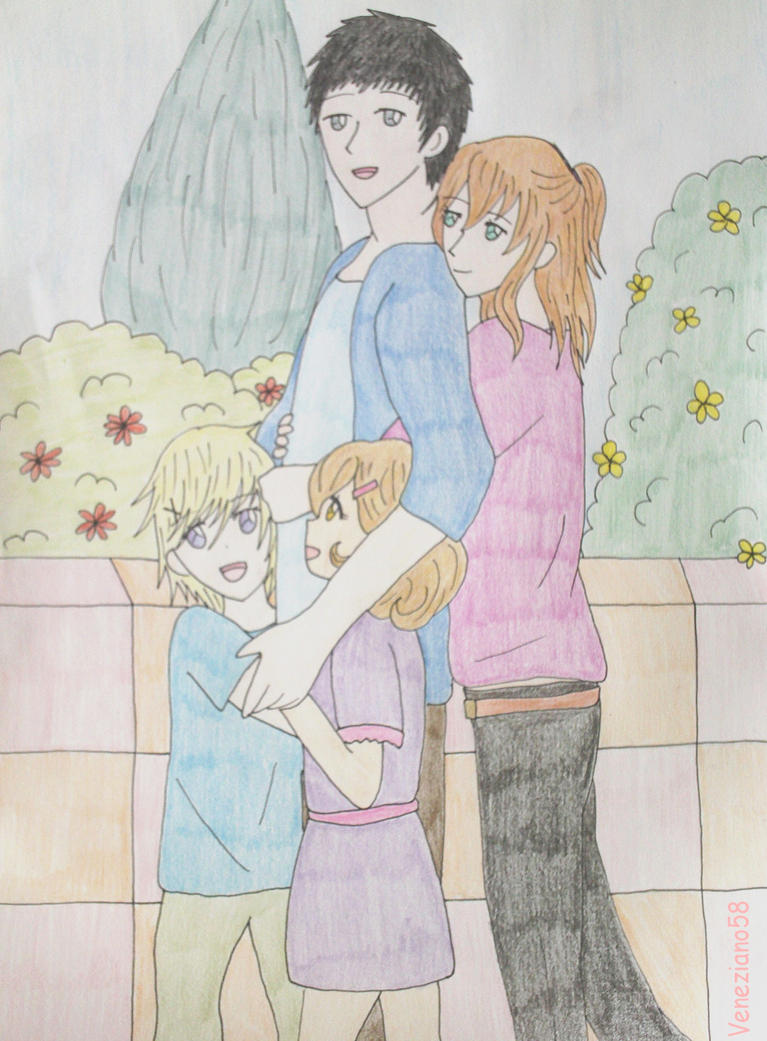 Let's build a family! by Veneziano58