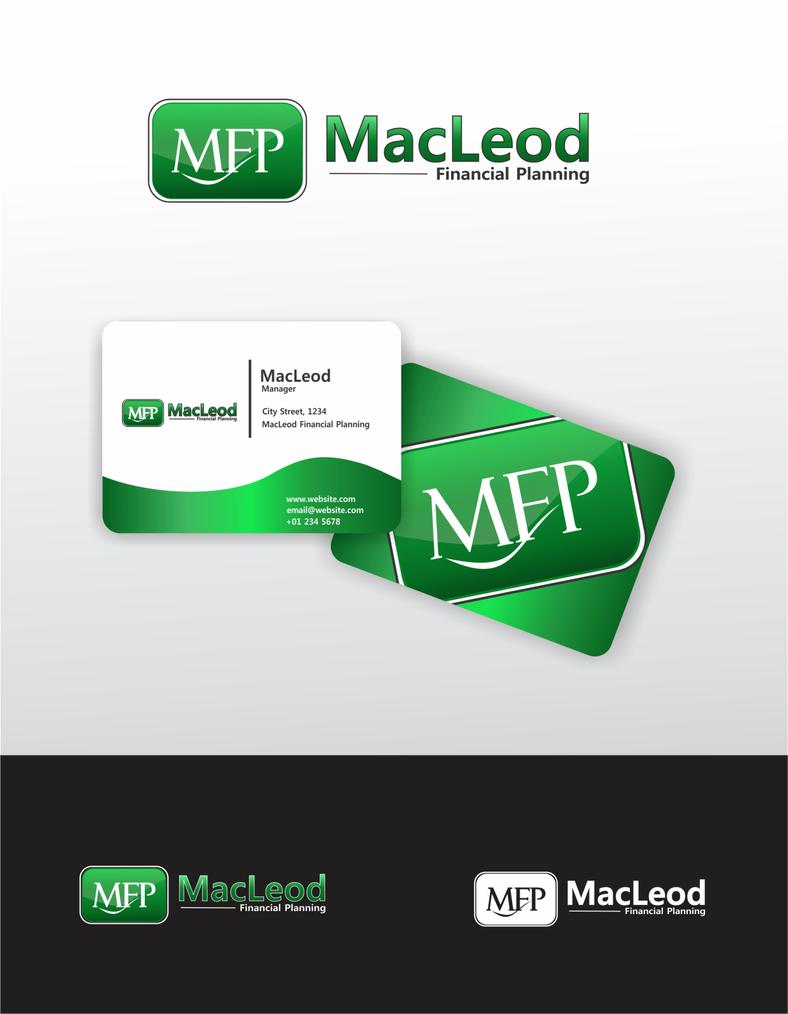 MacLeod Financial Planning Logo by zakinear on DeviantArt