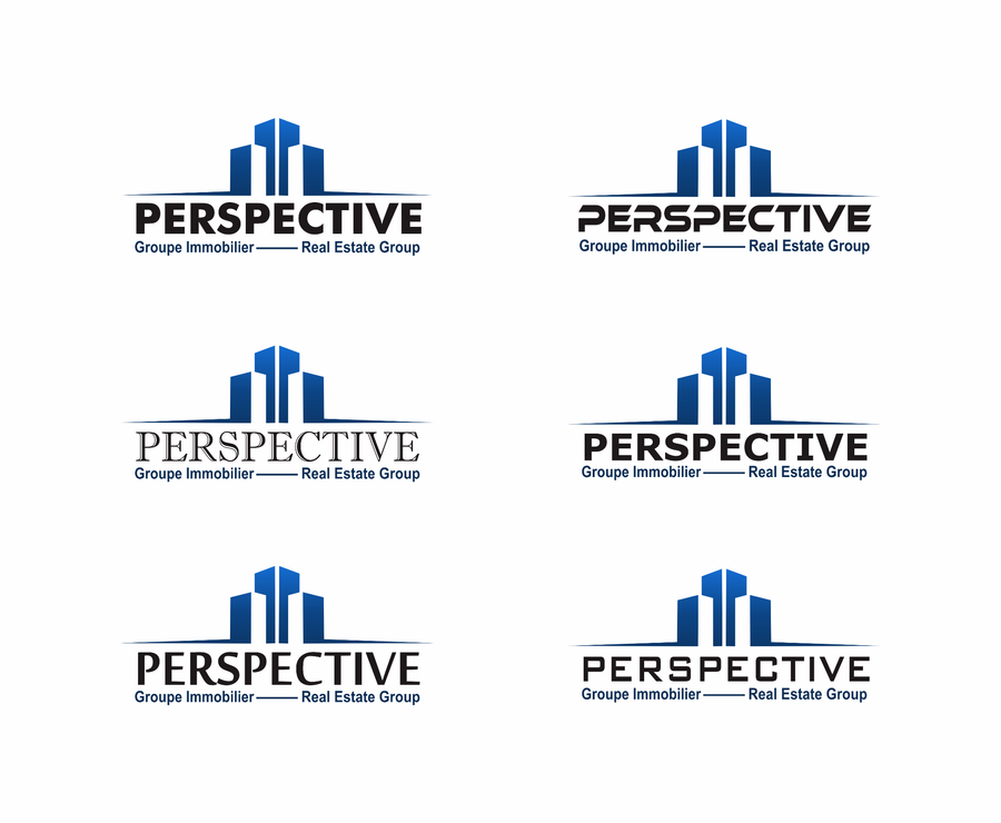 Real Art Design Group : Logo perspective real estate group by zakinear on deviantart
