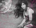Ada Wong in the dark