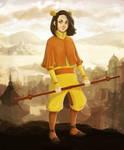 Legend of Korra - Ikki