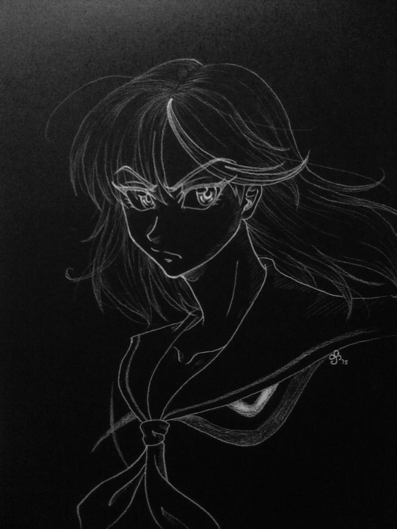 Ryuko Matoi by bakero-ichiban