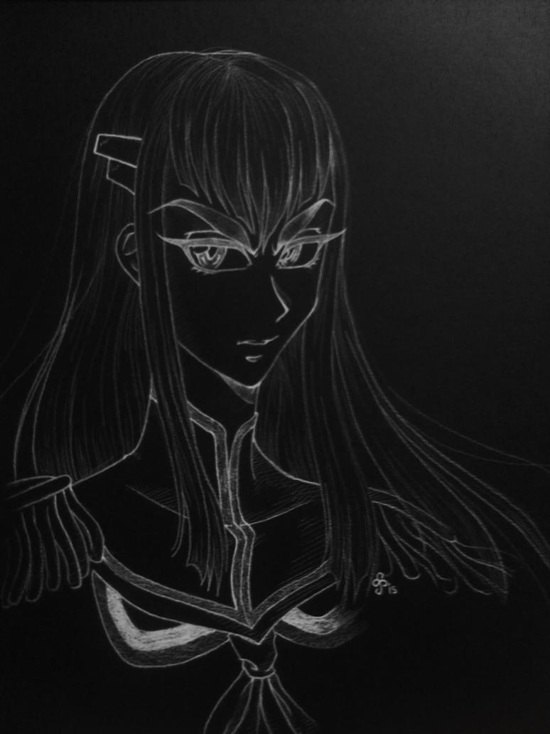 Satsuki Kiryuin by bakero-ichiban