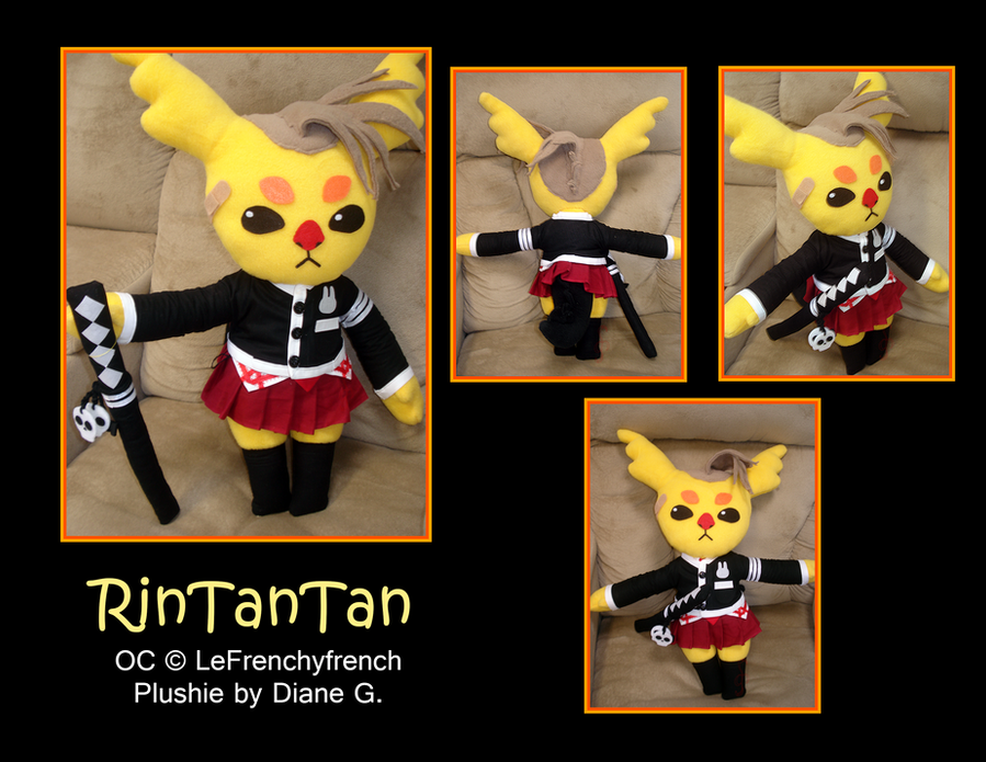 RinTanTan by bakero-ichiban