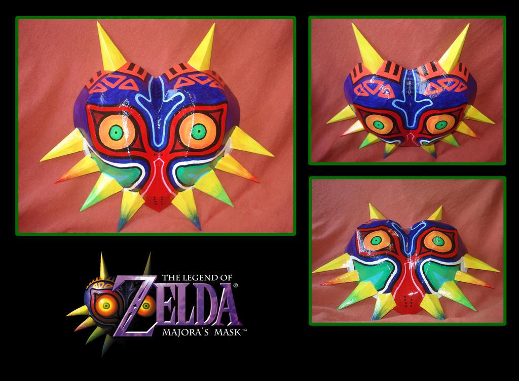 Majora's Mask by bakero-ichiban