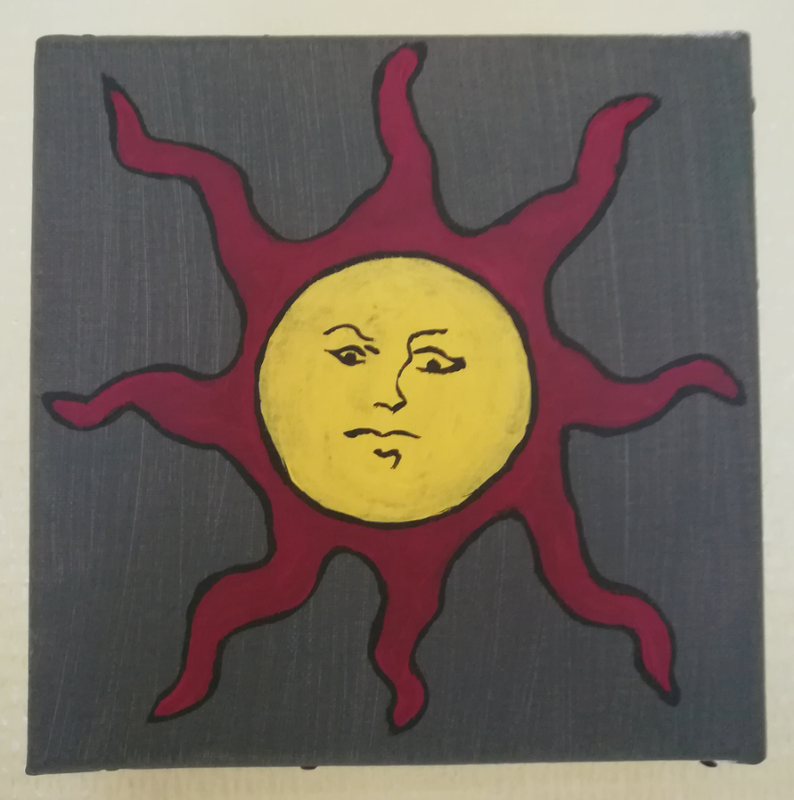 The Sun by Allexbiggb