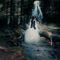 dreaming elve by Eichenelf