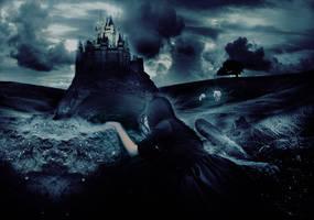 the dark castle by Eichenelf