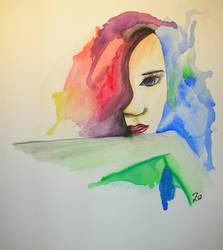 Jennifer Connelly by Eichenelf