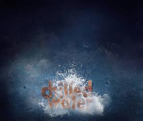 chilled water by Eichenelf