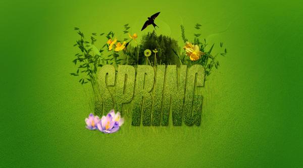 spring. by Eichenelf
