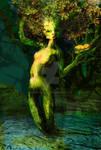 treegirl by wilgaworld