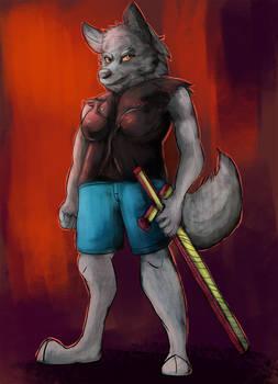 Commission 2 -- WinterWolf23