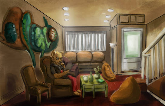 Commission 3 -- WinterWolf23
