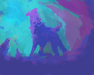 Monster in the mist 4 by Desirulz123